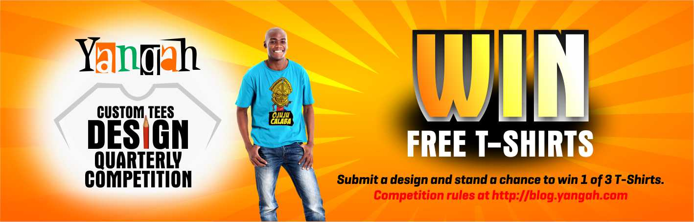 Quarterly Competition – Free TShirts for top 3 designs